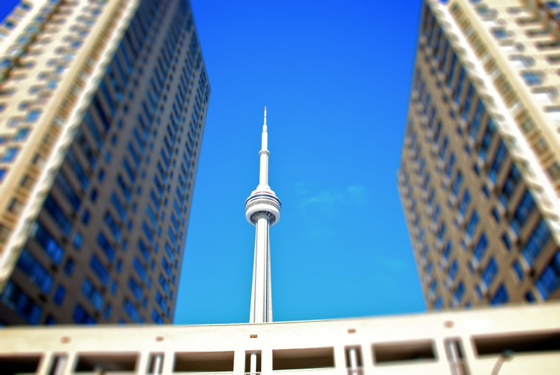 Travels around Toronto